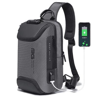 Crossbody Anti-Theft Shoulder Bag 1