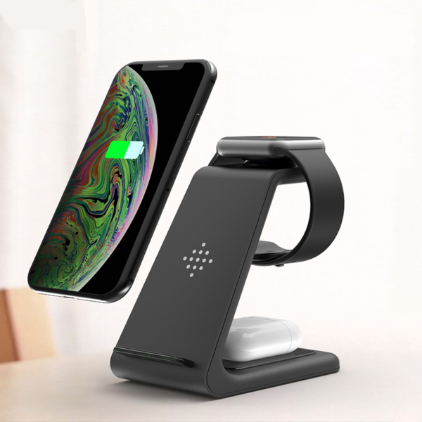 3 in 1 Wireless Charger Station 1