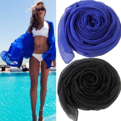 Sexy Beachwear Bikini Cover Up 1